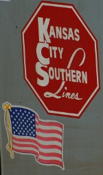 KCS Octagon and Old Glory