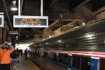 AEM-7 Farewell Train at Washington DC Union Station