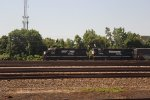 NS GP38-2s Switch Rosedale