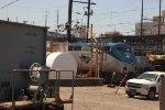 Philadelphia Amtrak Yard