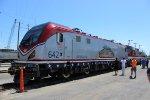 Veterans Locomotives at Wilmington