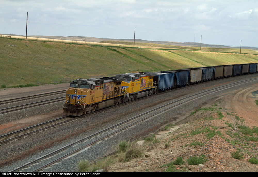 UP6210 and UP5919