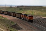 BNSF6142 and BNSF9154