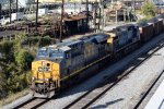 Outbound Coal Train
