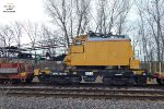 110-ton Ohio DE650 locomotive crane