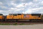 Phosphate train power