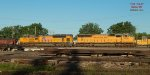 Ballast loads brought up for trackwork after the West Allis 7/6 coal derailment
