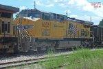Waukegan coal will spend a short time asleep on the west siding