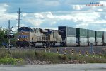 Leading the intermodal east