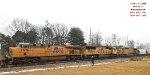 BUMHS sand loads mid-train trio