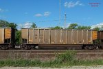 Coal gons on the Cudahy local returning from the car shop
