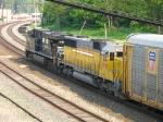 HLCX 5999 & NS 7539