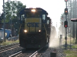 CSX 7560 leading another westbound