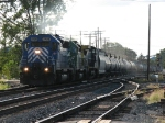CEFX 3138 leading Q378 eastward