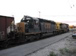 CSX 8139 & 332