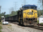 CSX 162 starting south with E434