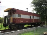 Static display EL caboose