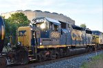 CSX 2656 looks great for all of it's years of life.
