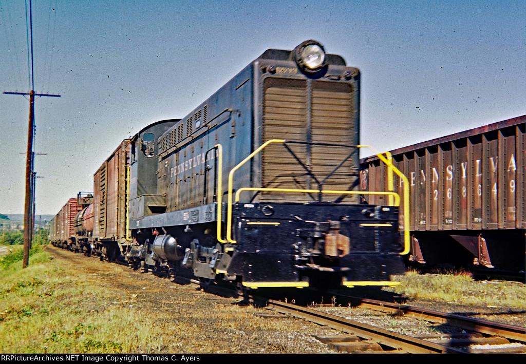 PRR 5599, BS-7, 1962