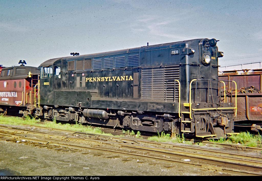 PRR 8931, FS-20M, 1962