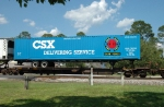 new csx container