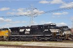 NS 8.500 On NS 177 Southbound