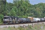 NS 1143 On NS 144 Northbound