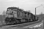 Unknown Coal train