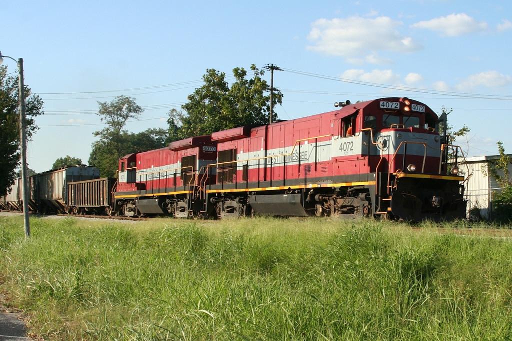 WTNN SB freight