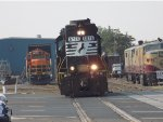 Napa Valley Railroad Freight locos
