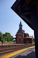 Built in 1873 by the B&O