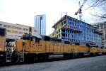 Union Pacific Geeps