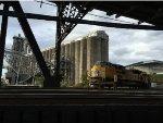 Onto the Steel Bridge