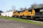 NS 212 With UP SD70M Trailing @ 1042 hrs.