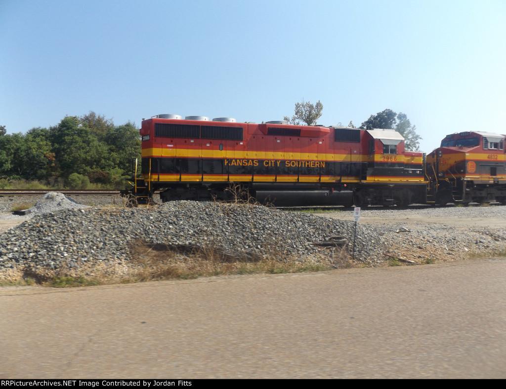 KCS GP40-3 2966