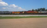 BNSF unit in Central Mississippi