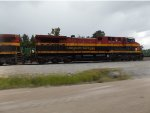 Mexican locomotive