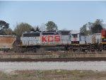 KCS SD40-2 6083