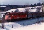 Montreal to St-Johnsbury Vermont