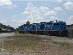Lease units on Grenada Railway