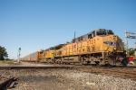 Slamming the BNSF diamond