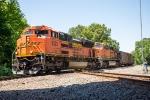 Loaded coal heads toward Memphis