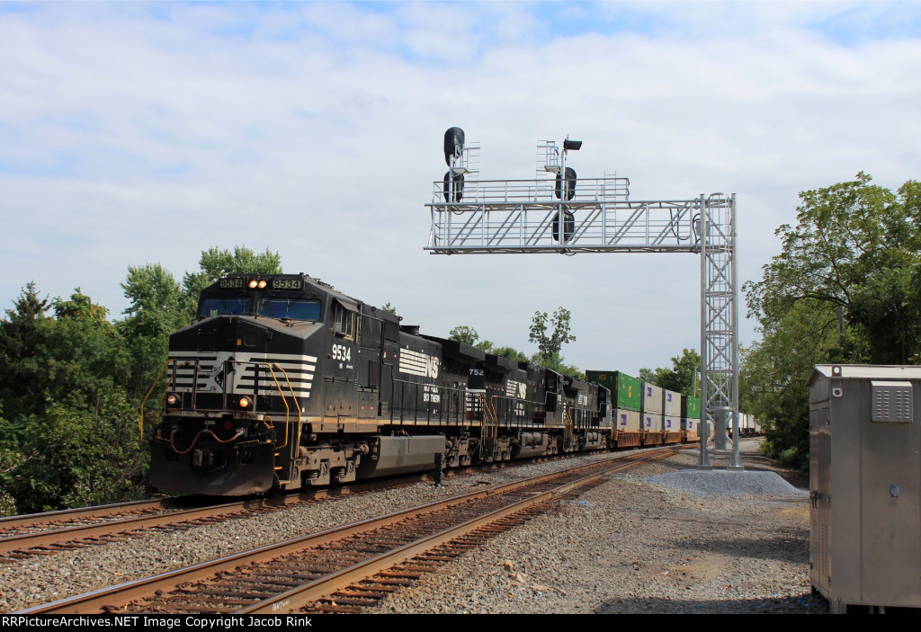 Signal Replacement on the Reading Line