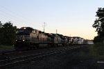 Early Morning Intermodal