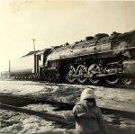 NP 2689 under steam