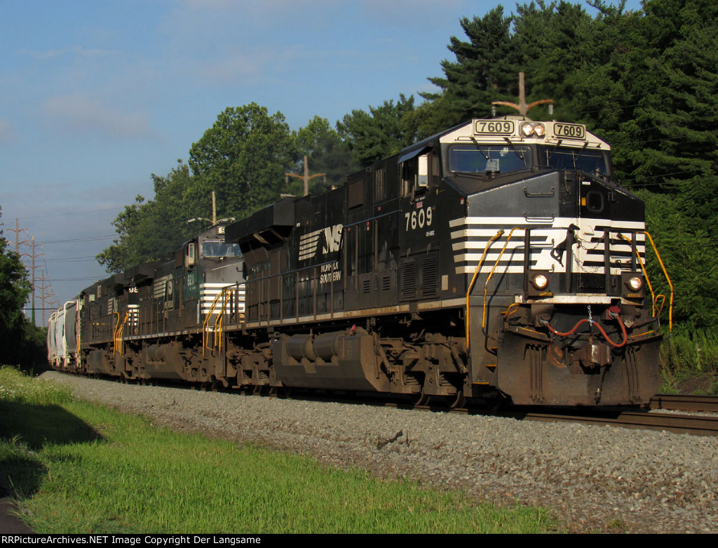 NS 7609 16N