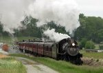 Strasburg Rail Road 4-8-0 #475