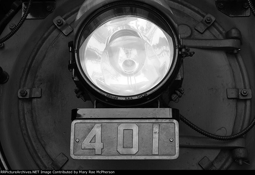 Southern Railway 2-8-0 #401