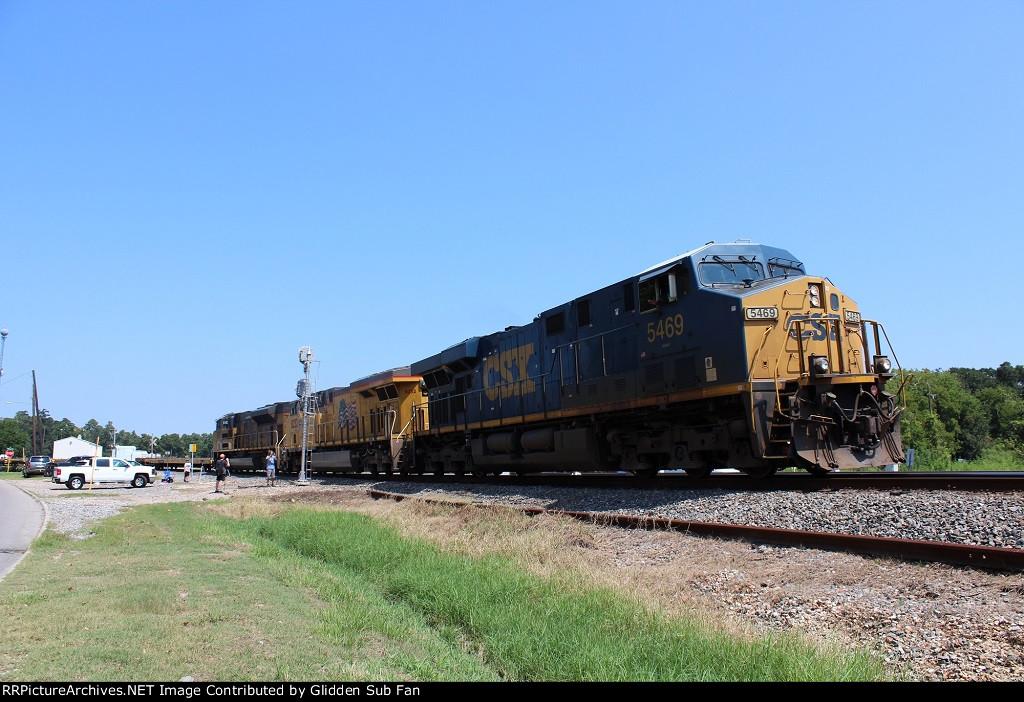 CSX 5469 South