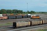 BNSF1817, BNSF2333, CSX3125 and BNSF7793